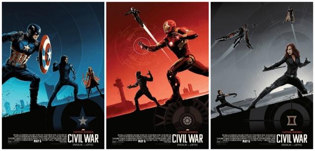 IMAX montage