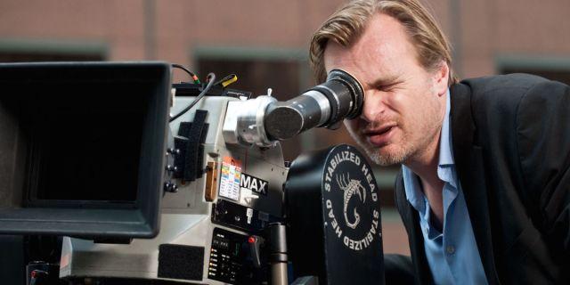Christopher-Nolan-Filming-IMAX