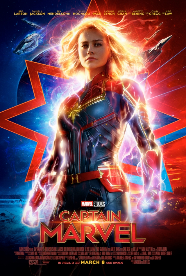 Brie-Larson-Captain-Marvel-Poster