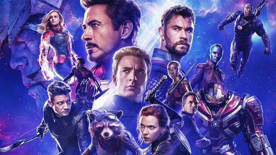 avengers endgame header