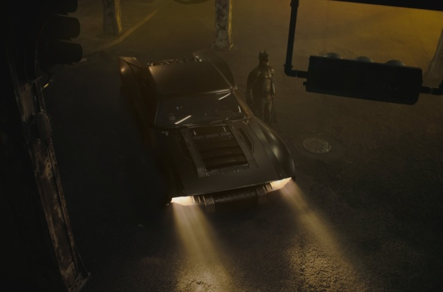 the batmobile 1
