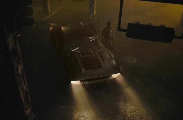 the batmobile 1