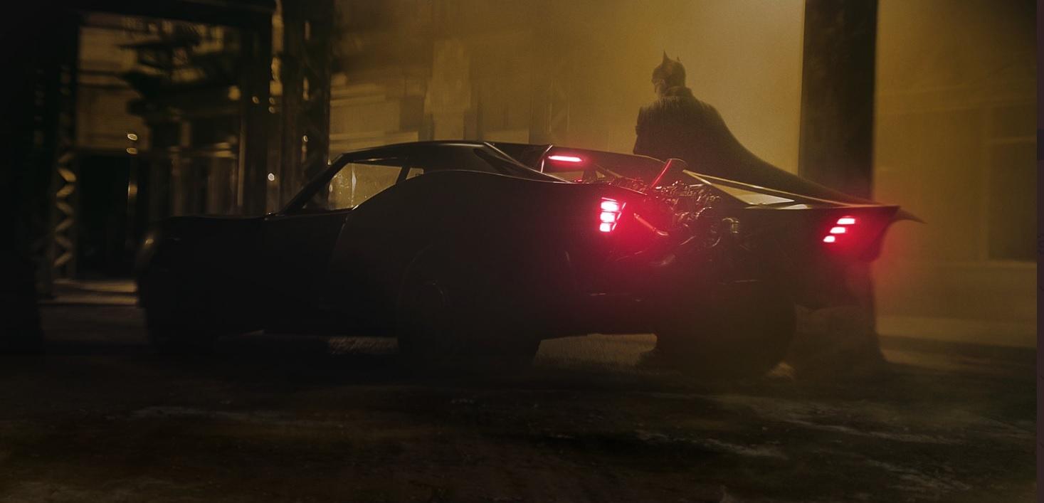 the batmobile 2