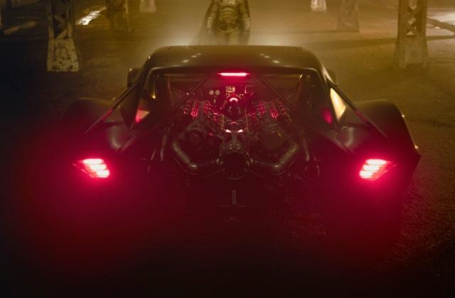 the batmobile 3